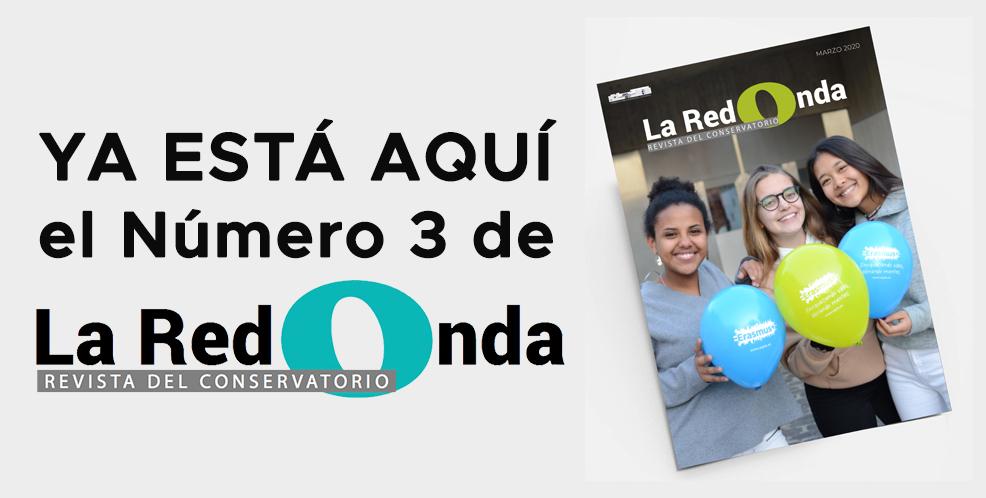 """Revista """"La Redonda"""" – Número 3 – Marzo 2020"""
