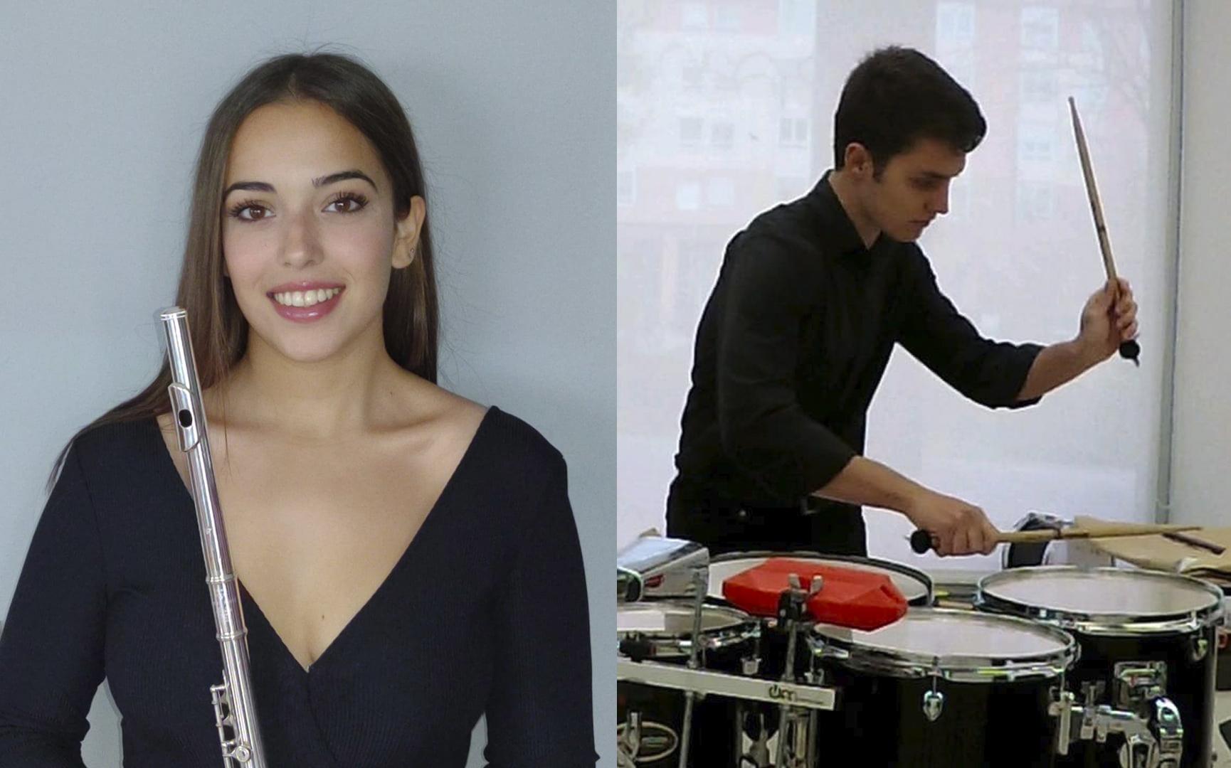 Elena Álvarez y Pablo Sanz obtienen los dos primeros puestos en Intercentros CLM